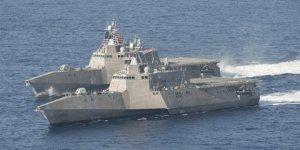 USS Kingsville'nin inşası başlıyor