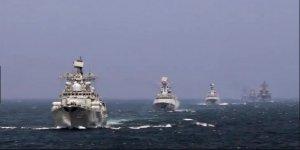Deniz Kuvvetleri AMAN-2019 Tatbikatı'nda