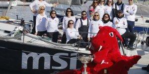 MSI Sailing Team / AG tek takım oldu