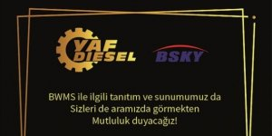 YAF DIESEL'den Ballast Water Management System semineri