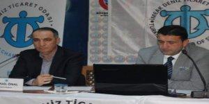 DTO Aliağa Meclis toplantısını yaptı