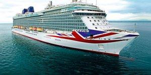Shell'den ilk LNG yakıtlı cruise gemisine yakıt