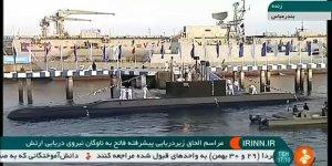 İran'ın yerli denizaltısı: Fatih