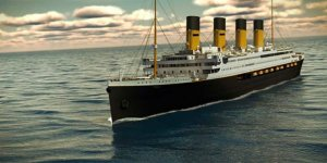 Titanik -2 2022'de yolcu taşımaya başlıyor