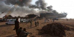 Söküm yapılan tankerde 2 işçi öldü