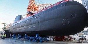 ThyssenKrupp Singapur denizaltılarını suya indirdi