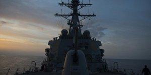 USS Donald Cook Rus gemilerinin takibinde