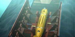 Rusya'nın kamikaze denizaltısı 'Poseidon'