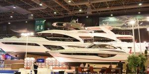 CNR Avrasya Boat Show kapılarını araladı