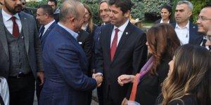 Çavuşoğlu'ndan DTO Bodrum'a ziyaret