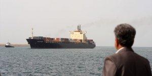 Çabahar limanından ilk ihracat Hindistan'a