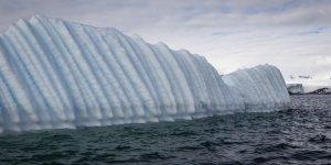 Antarktika'daki ilk meteoroloji istasyonu kuruldu