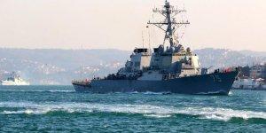 Rus ve ABD gemileri Boğaz'da karşılaştı
