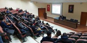 İstanbul Liman Başkanı'ndan 'Sektör Söyleşileri' ziyareti