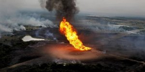 Petrol boru hattında patlama: 12 ölü, 50 kayıp