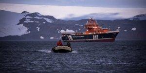 'İstasyonlarımız ve gemilerimiz Türklere açık'