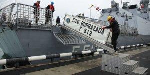 Rus ve Türk gemilerinden Karadeniz'de ortak tatbikat