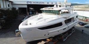 Horizon'un en yeni modeli FD77 Skyline