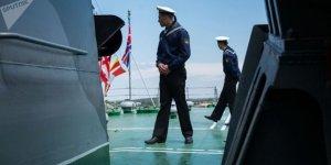 Starıy Oskol Karadeniz'de tatbikat yapacak