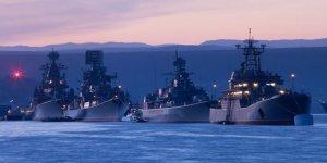 Rusya Karadeniz'e 20 gemi daha gönderiyor