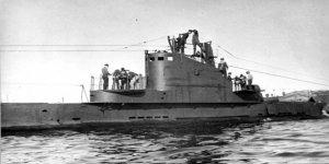 Kayıp denizaltı 77 yıl sonra bulundu