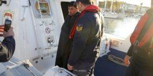 Ayvacık'da göçmen teknesi battı: 4 ölü