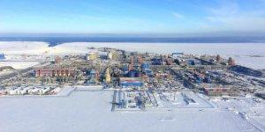 Gazprom Kharasaveyskoye gaz sahası inşa ediyor