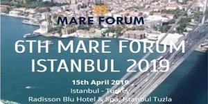 Mare Forum İstanbul 15 Nisan'da yapılacak