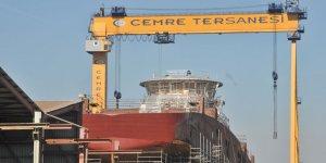 Cemre sektörün öncü ülkelerine bile gemi satıyor