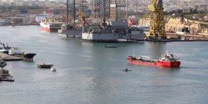 Akdeniz'de kaçırılan gemi kurtarıldı