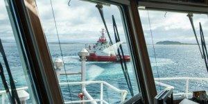 Rolls-Royce denizcilik kolunu Kongsberg'e sattı