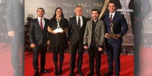 Global Run Bodrum'a, en iyi spor etkinliği özel ödülü
