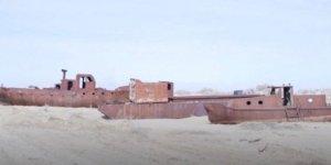 Bir zamanlar Aral diye bir göl vardı