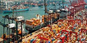 En büyük ilk on limanda Avrupa'nın adı yok