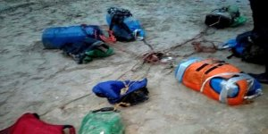 Denizde 170 kilo kokain bulundu