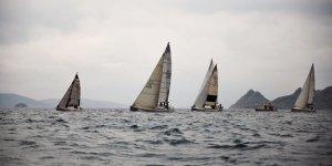 Dragut Sailing Cup'ın birinci ayağı gerçekleşti