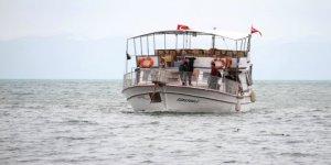 Beyşehir Gölü'nde yat turları başladı