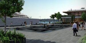 Galataport İstanbul, Kruvaziyer Limanı'nı tanıttı
