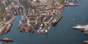 Kırım'daki tersane Karadeniz Filosu'na verilecek