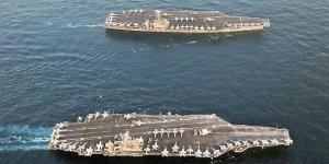 ABD Akdeniz'de gövde gösterisi yaptı