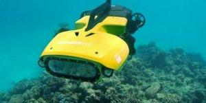 İnsansız casus denizaltı robotlar üretilecek