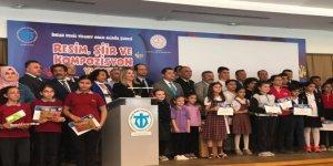 DTO Aliağa'dan öğrencilere ödül