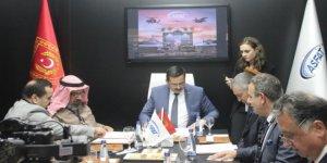 İDEF'te fazla anlaşmaya ASFAT imza attı