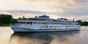 Volga ve Don üzerinde tekne keyfi