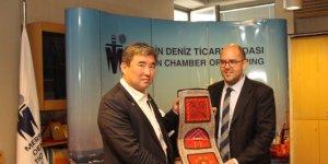 Türkçe konuşan girişimciler iş birliği için Mersin'de