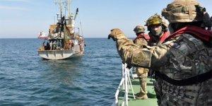 Ukrayna 3 balıkçı teknemize el koydu
