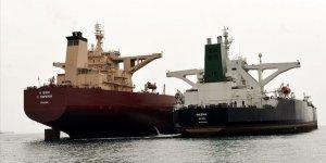 """""""İran Suriye'ye petrol sevkiyatına yeniden başladı"""""""