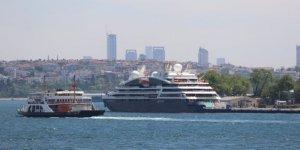 Le Bouganville ilk seferini İstanbul'a yaptı