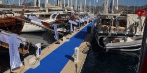 2. TYBA Yacht Charter Show'a ilgi yoğun oldu