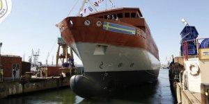 İsveç donanmasına yeni istihbarat gemisi